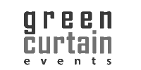 green curtain events logo
